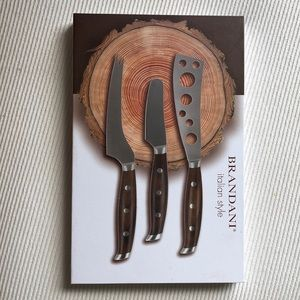 Other - Cheese knife set